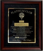 Platinum Club 2015
